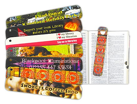 Full Colour Bookmarks