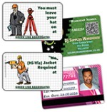 Durable Membership Cards